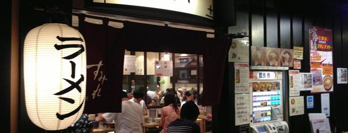 札幌 すみれ 京都店 is one of สถานที่ที่ ZN ถูกใจ.
