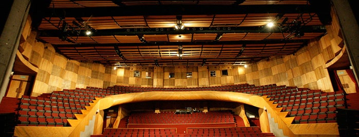 Sala Miguel Covarrubias, Danza UNAM is one of Some best places of Mexico City..