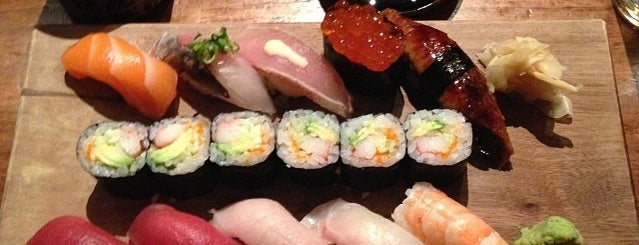 Blue Ribbon Sushi is one of Sushi in my Belly.