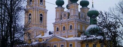 Церковь Благовещения Пресвятой Богородицы is one of +.