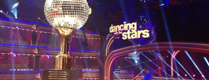 Dancing with the Stars is one of television city.