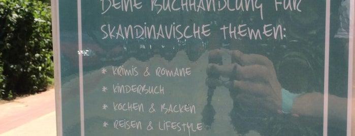 Jussi Krimi-Buch-Café is one of fritz-kola Tankstellen <3.