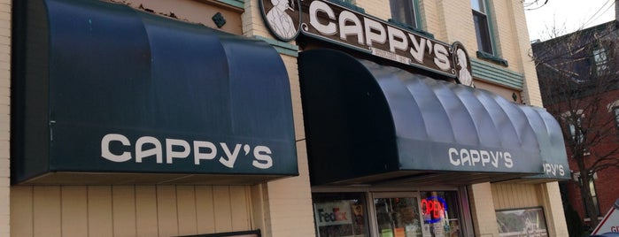 Cappy's is one of Best places to go in Mark Twain Country!.