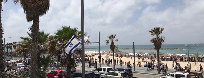 China Court is one of Tel Aviv.