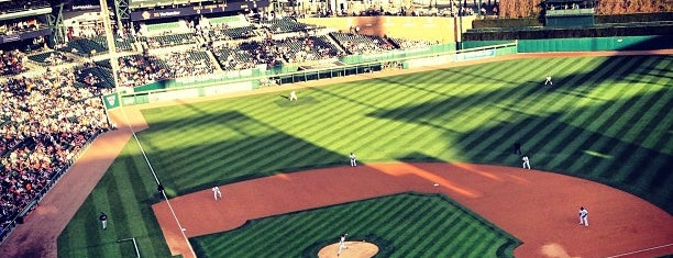 Comerica Park is one of Baseball Stadiums (MLB)....