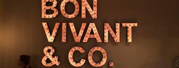 Bon Vivant & Co. is one of Madrid - Cosy Restaurants.