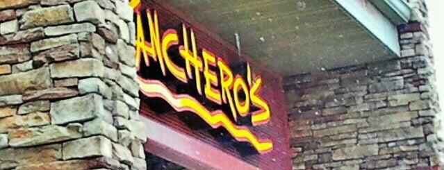 Pancheros Mexican Grill is one of Lugares guardados de Heidi.