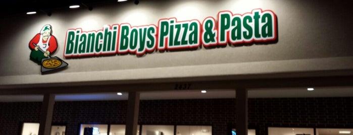 Bianchi Boys Pizza & Pasta is one of Posti salvati di Cathy.