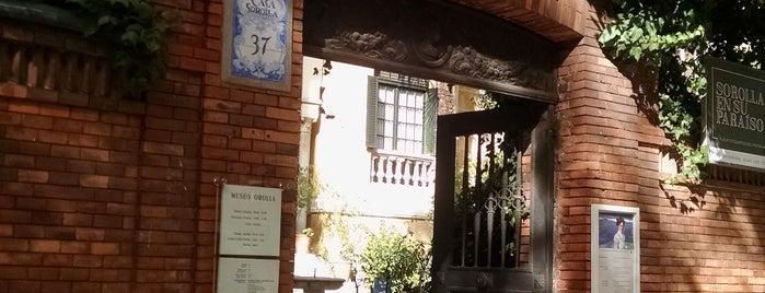 Museo Sorolla is one of Posti che sono piaciuti a Alejandra.