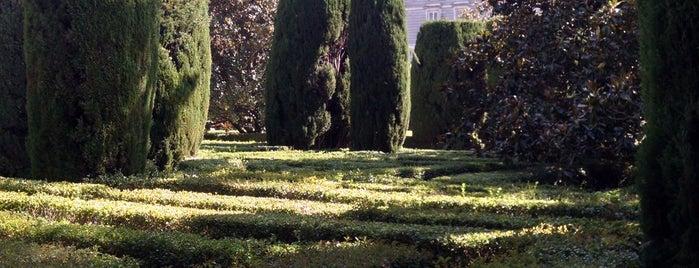 Jardines de Sabatini is one of Posti che sono piaciuti a Alejandra.