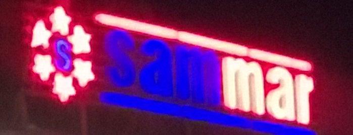Sammar Supermarket is one of Yunusさんのお気に入りスポット.