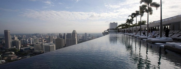 Sands SkyPark is one of Locais curtidos por Barry.