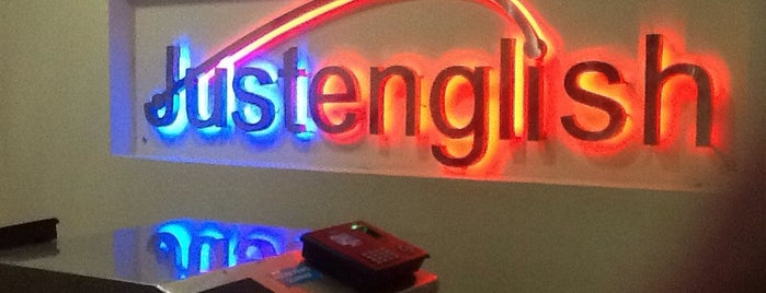 Just English Language & Toefl Center - TR is one of Tempat yang Disukai Dilek.