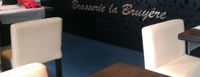 """Brasserie """"La Bruyère"""" is one of Tempat yang Disukai 👓 Ze."""