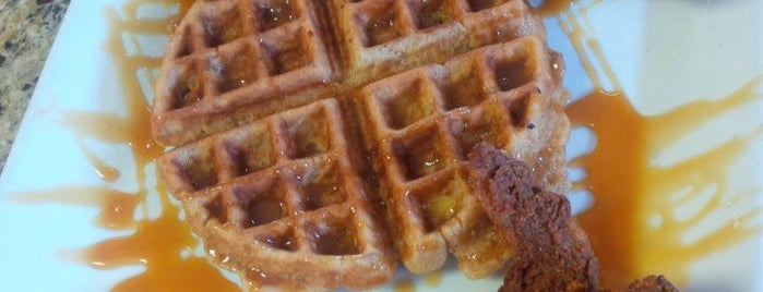 Bay Bays Chicken & Waffles is one of 561.