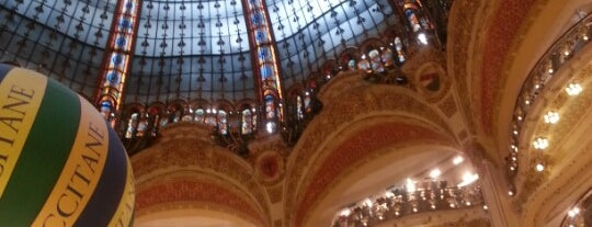 Galeries Lafayette Montparnasse is one of Operation Paris.
