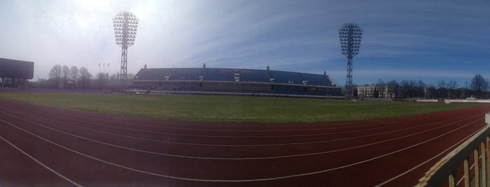 Daugavas stadions   Daugava Stadium is one of RIGA.