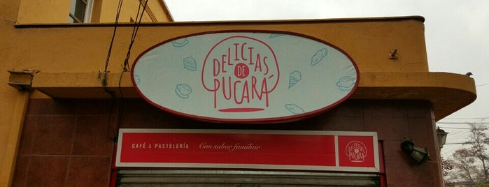 Las Delicias de Pucara is one of Amayaさんのお気に入りスポット.