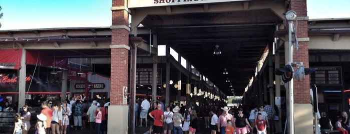 Stockyards Station is one of Fort Worth.
