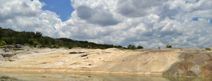 Pedernales Falls State Park is one of Get outdoors.