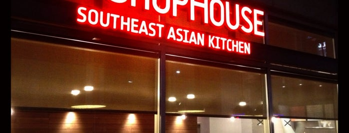 ShopHouse Southeast Asian Kitchen is one of Lieux qui ont plu à Condy.