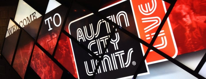 Austin City Limits Live is one of Austin.