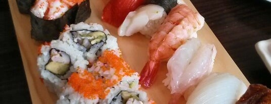 Kazu Japanese Restaurant is one of Vancouver2018.