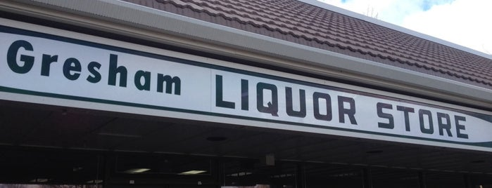 State Liquor Store is one of Orte, die Bekah gefallen.