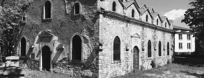 Aya Baniya Kilisesi is one of ✖ Türkiye - Isparta.