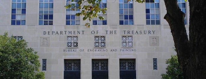 Bureau of Engraving and Printing is one of Massive List of Tourist-y Things in DC.