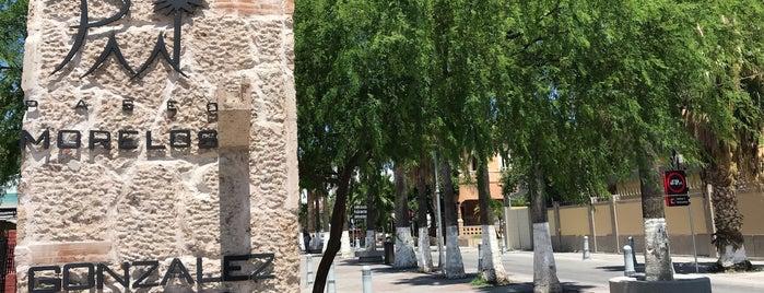 Paseo Morelos is one of สถานที่ที่ Sergio ถูกใจ.