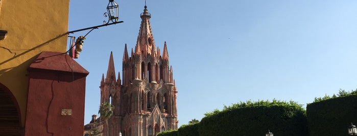 San Miguel De Allende is one of Lieux qui ont plu à Cosette.