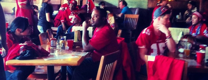 San Francisco Saloon is one of Top LA Sports Bars to Watch Football, by Team.