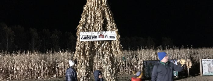 Anderson Farm is one of CO TODO.