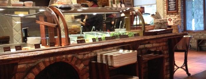 la Madeleine French Bakery & Café Mandeville is one of Brunch, Benes, & Bloodys.