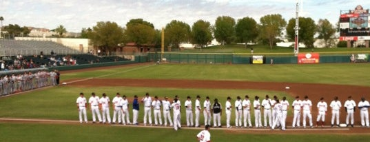 Scottsdale Stadium is one of Places to visit in Phoenix/Scottsdale.