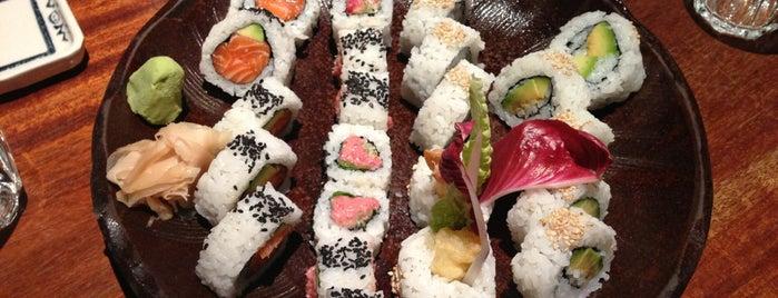 Jin Kichi | 人吉 is one of Top 7 / London / Sushi.