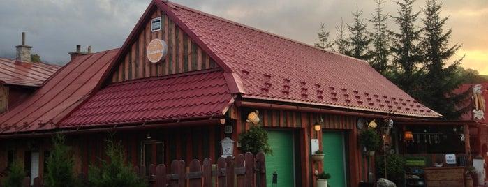 Pizzeria Rustika is one of Slovakia Tatry Vacation.