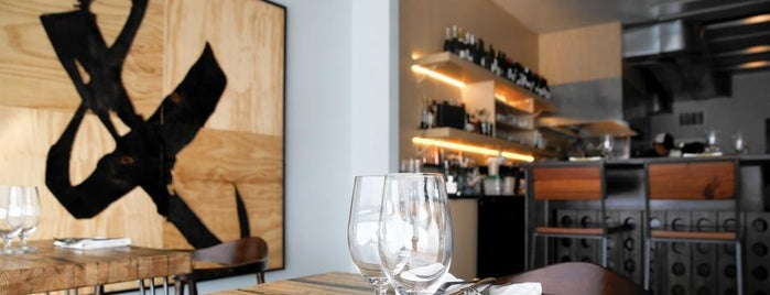 Ampersand is one of Phil Vettel's Top 50 Chicago Restaurants.