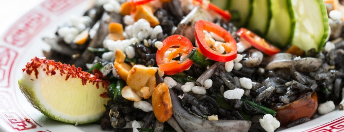 Fat Rice is one of Phil Vettel's Top 50 Chicago Restaurants.