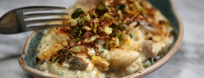 MAD Social is one of Where to Find Chicago's Best Mac and Cheese.
