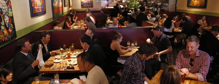 Frontera Grill is one of Phil Vettel's Top 50 Chicago Restaurants.