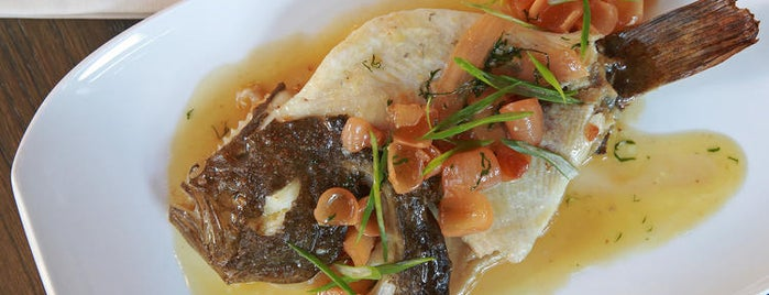 Nico Osteria is one of Phil Vettel's Top 50 Chicago Restaurants.