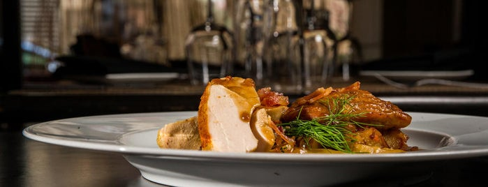Bistronomic is one of Phil Vettel's Top 50 Chicago Restaurants.
