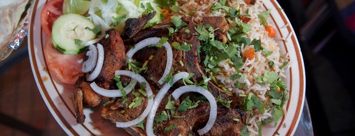 Chopal Kabab & Steak is one of ChicagoCabFare.com: Verified Authentic Ethnic Eats.