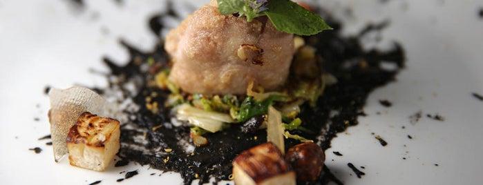 EL Ideas is one of Phil Vettel's Top 50 Chicago Restaurants.