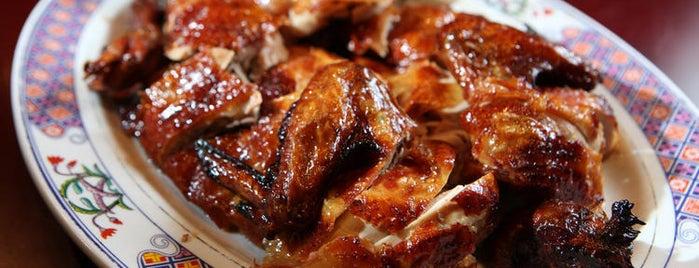 Sun Wah BBQ is one of Phil Vettel's Top 50 Chicago Restaurants.