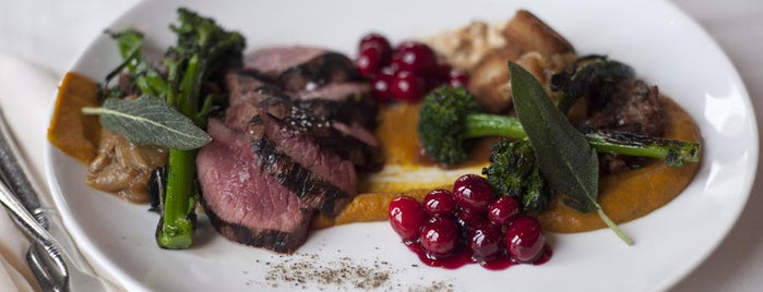North Pond is one of Phil Vettel's Top 50 Chicago Restaurants.