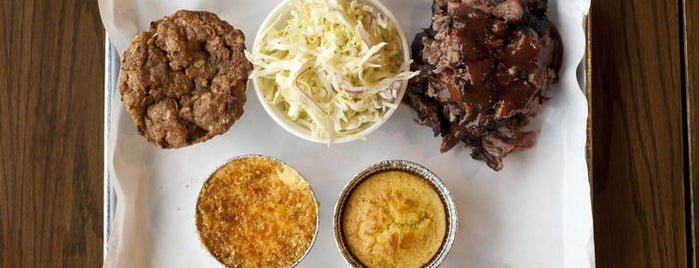 Smoque BBQ is one of Where to Find Chicago's Best Mac and Cheese.