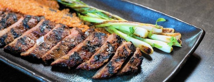Mercat a la Planxa is one of 22 Top Picks for Meat Lovers.